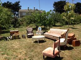 Outdoor Wedding Furniture Rental by Wedding Furniture Rental Chileno Valley Ranch