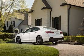 lexus vs acura tlx 2018 acura tlx sh awd a spec first drive review automobile magazine