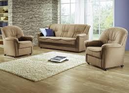 sofa garnitur 3 teilig polstergruppen 3 teilig und andere variationen bei bader