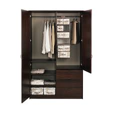 Wardrobe With Shelves by Musken Wardrobe With 2 Doors 3 Drawers Ikea Adjustable Shelves