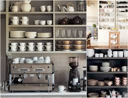 open shelves kitchen design ideas open shelves for kitchen