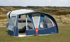 Isabella Awning Annex Awning Designed For The Adria Action Caravan