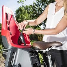 siege bebe scooter bobike one maxi siège arrière enfant pour vélo
