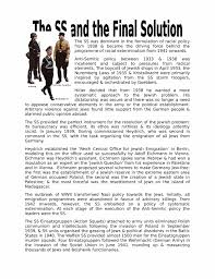 the ss anti semitic policy facts u0026 summary worksheet ks3 lesson