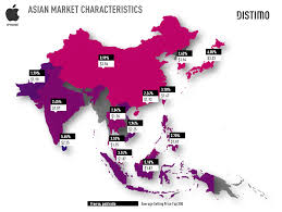 Asia Map Games by Asia Surges In App Store Downloads China Now 2nd Biggest After U S