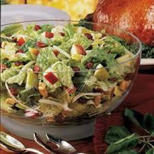contest winning festive tossed salad recipe taste of home