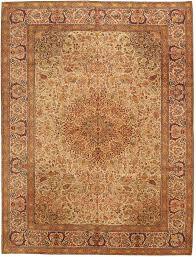 antique tabriz persian rug 7993 detail large view by nazmiyal