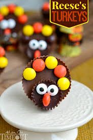 10 thanksgiving recipes turkey cakes candydirect