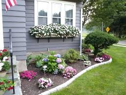 Front Garden Ideas Flower Landscaping Ideas For Front Yards Front Yard Lawn Front