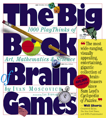 101 games pattern riddle the big book of brain games 1 000 playthinks of art mathematics