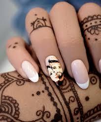 nail art salon dubai muslim women modesty