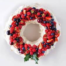 pavlova de frutas pavlova comidas and food