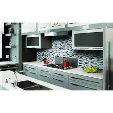 Kitchen Backsplash Tiles Peel And Stick Decorations Peel And Stick Backsplash Home Depot Peel And Stick