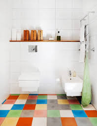 interior design fascinating painted floors design with colorful