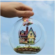 disney pixar up opening diy flying house lamp banggood com youtube