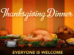 thanksgiving dinner everyone is welcome atfa american turkish