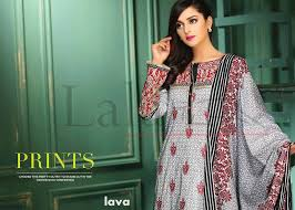 Lala Winter Embroidered Cotton Linen Dresses 2015 2016
