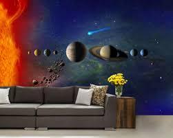 galaxy wall mural solar system wallpaper solar system wall mural galaxy
