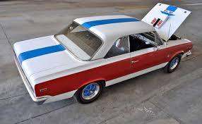 rare muscle cars rare muscle 1969 amc hurst sc rambler