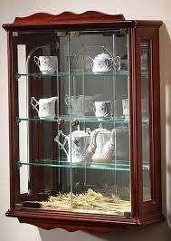vitrine de cuisine vitrine murale sur mesure prestawood