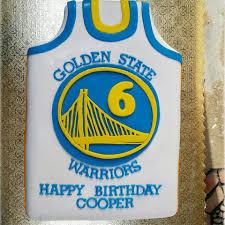 my favorite bite golden state warriors cake cako