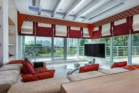 Living Room In Mansion Live In Ultra Modern Luxury With This Emirates Hills Villa In Dubai