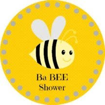 bumble bee cake toppers bumble bee baby shower my practical baby shower guide