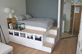 small bedroom ideas ikea 21 best ikea storage hacks for small bedrooms