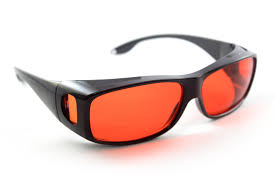 glasses that block fluorescent lights somnilight migraine relief sunglasses rx fit overs