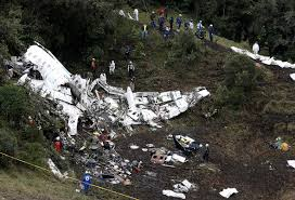 chapecoense crash investigation into plane crash lays blame with