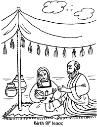 abraham and isaac coloring page birth of isaac coloring sheet wesleyan kids