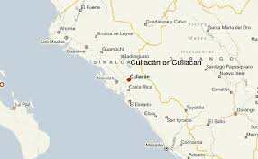 sinaloa mexico map culiacán location guide