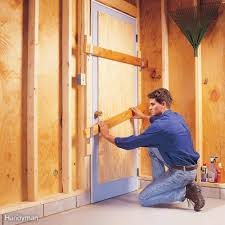 running into a glass door inexpensive ways to theft proof your home family handyman