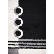 Are Polypropylene Rugs Safe Ruggable Washable Amara Black 5 Ft X 7 Ft Stain Resistant Area