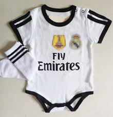 Baby Boy Football Clothes Kids Bebes Summer Soccer Football Jersey Kits Rompers Newborn