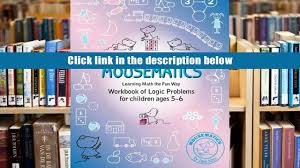 read online mousematics learning math the fun way workbook of