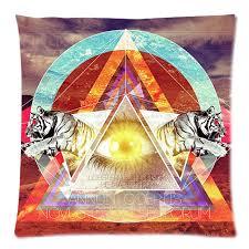taie d oreiller pour canapé coussin décoratif couverture illuminati throw taie d oreiller pour