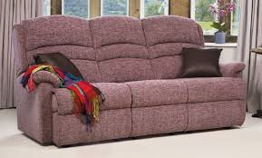 Fabric Sofa Recliners by Sherborne Olivia Fabric Suite Sofas Chairs Recliners At Relax