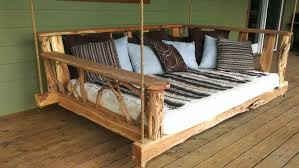 diy porch swing bed furniture