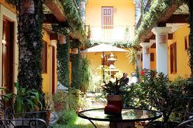 hotel dainzu oaxaca de juárez mexico spa centre