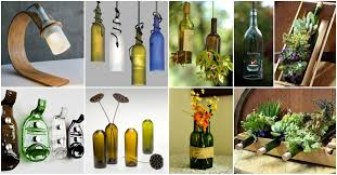 Diy Wine Bottle Vases Diy Awesome Bottle Crafts That Will Beautify Your Home