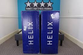 purple mattress reviews helix sleep mattress review