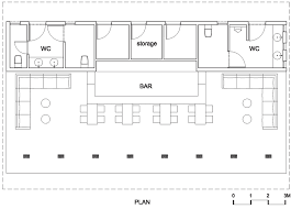 resto bar floor plan vo trong nghia adds bamboo restaurant and bar to naman spa