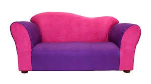 amazon com keet wave kid u0027s sofa pink purple baby