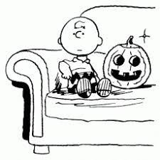print charlie brown halloween coloring pages download charlie