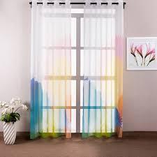 rideaux pour chambre enfant rideau chambre enfant rideau ferme 135 x 140cm rideau voile de