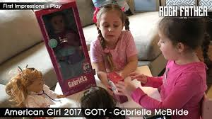 Girls Bedroom Gabriella The Rock Daughters Hands On With American 2017 Goty