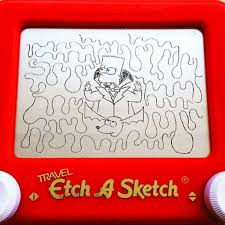 awesome etch a sketch drawings