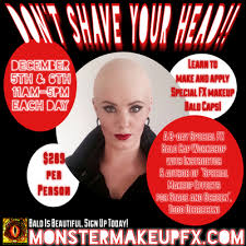 special fx makeup classes special effects makeup classes denver makeup fx baldcap