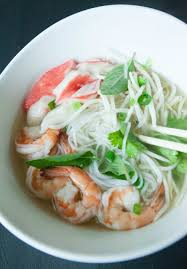 pho cuisine seafood noodle soup pho my healthy dish